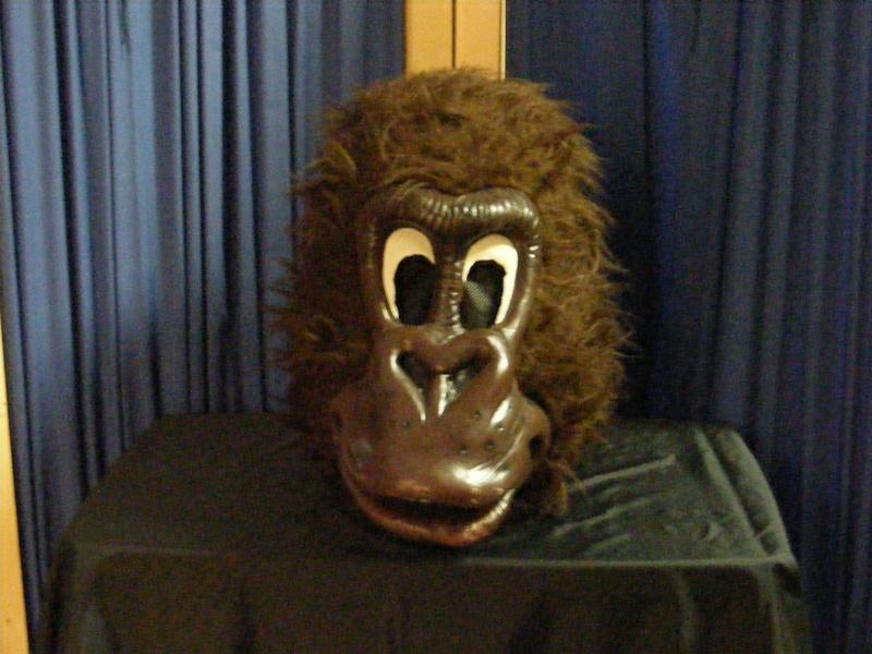 Maskerade Manor Mascot Costume Rentals
